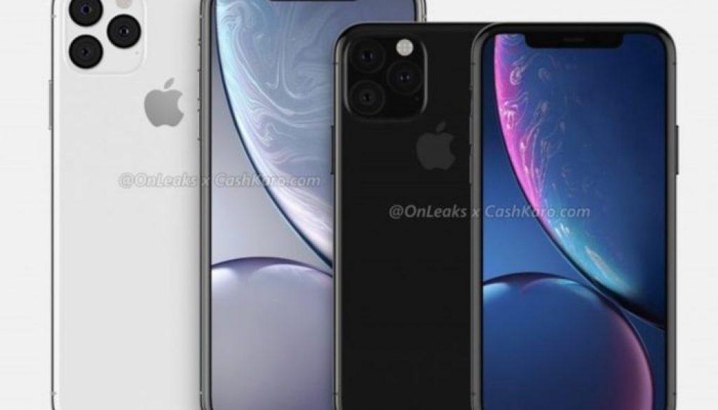 Apple Registrasi 11 Model iPhone 2019 di Eurasian Regulatory Filings