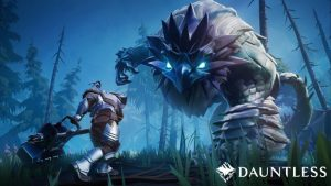 "Game ""Monster Hunter Gratis"" Dauntless Tetapkan Tanggal Rilis di Epic Games Store"